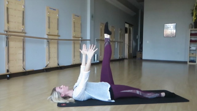 Classical Pilates Cool-Down by Megan [All Levels]