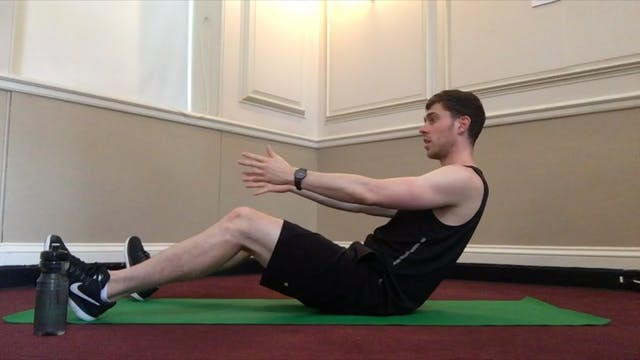 Core Control + Obliques [All Levels]