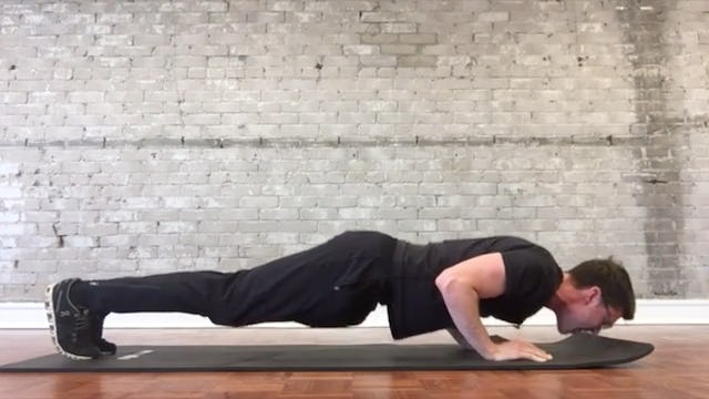 Pilates Push-Up Series [All Levels]