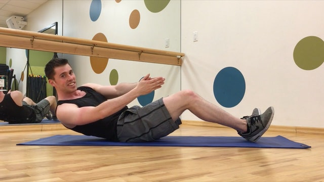 Complete Core - A Fuse Pilates Workout [All Levels]