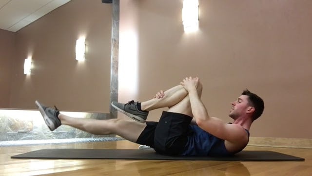 """""""7 Steps to a Stronger Core"""" Special Feature presented by IDM + Celticore - a Fuse Pilates workout [All Levels]"""
