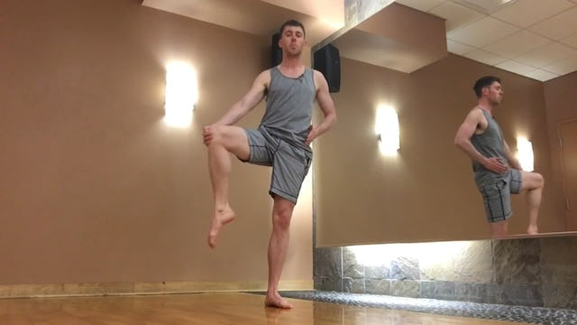 Footwork + Ankle Mobility [All Levels]