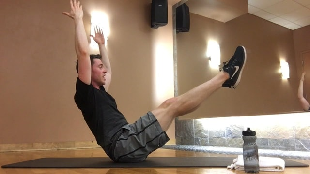 """""""Summer Strong"""" Core Workout presented by Irish Dancing Magazine - a Fuse Pilates Workout [All Levels]"""