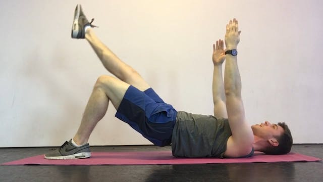 Glutes + Hip Stability [All Levels]