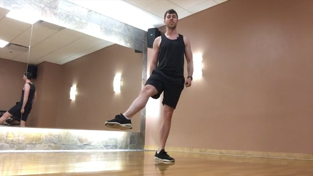 Standing Workout + Turnout Focus [All...