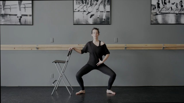 Intro to BARRE by Deirdre [All Levels]