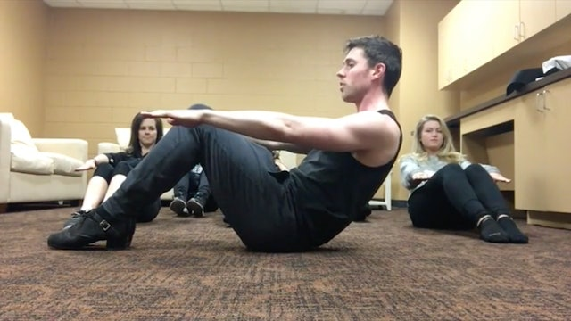 Celticore Backstage - a Fuse Pilates Workout [All Levels]
