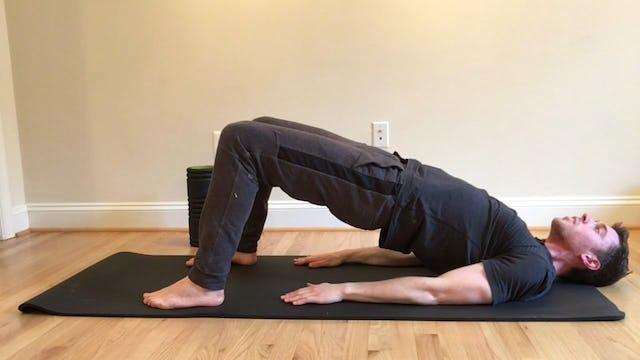 Back + Shoulder Work / Injury Prevention Focus [All Levels]