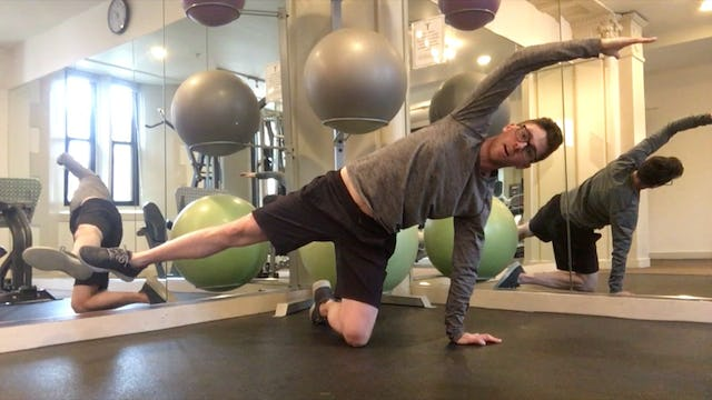 Keep Your Balance - Hip Stability [All Levels]