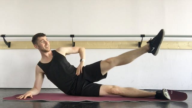 Turnout + Leg Strength [All Levels]