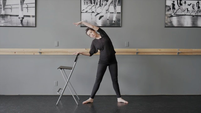 BARRE Workout #2 by Deirdre [All Levels]
