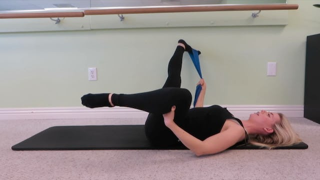 Flexibility Focus with Megan [All Levels]