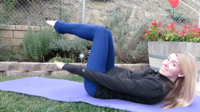 Classical Pilates Sequence by Megan [All Levels]