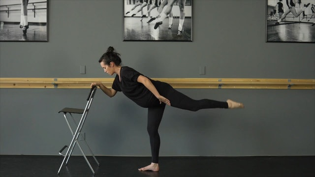 BARRE Workout #3: Legs [All Levels]