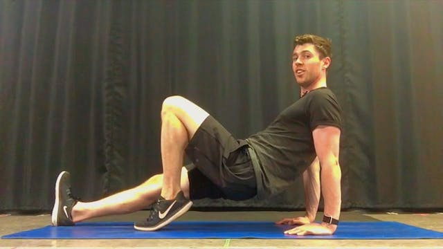 Toe Height + Ankle Mobility [All Levels]