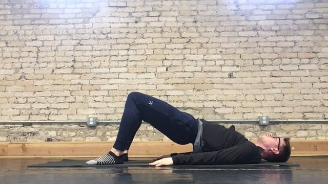 Glutes + Hips [All Levels]