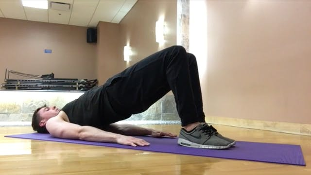 Shoulder Bridge Fundamentals [Basics]