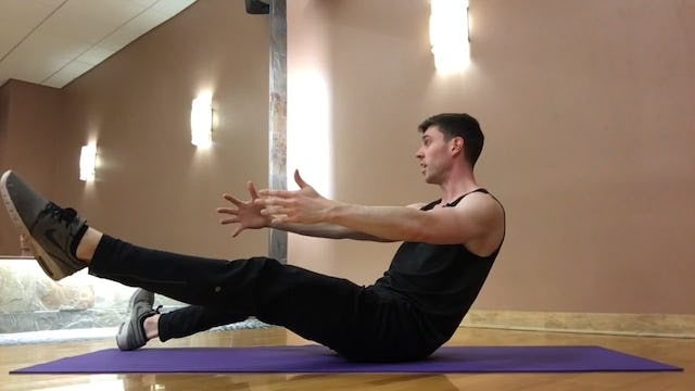 Perfect Your Posture - A Fuse Pilates Workout [All Levels]