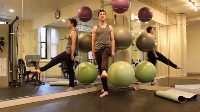 Express Legs + Quads [All Levels]
