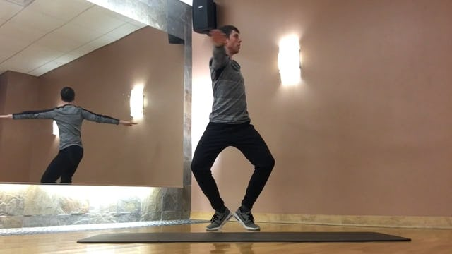 Strength + Length Workout [All Levels]