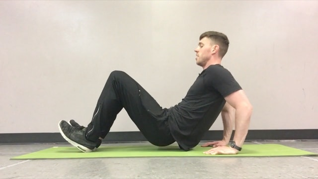 Upper Body Toning for Irish Dancers [All Levels]