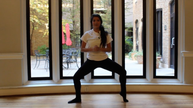 Ballet Training - Legs + Glutes [All Levels]