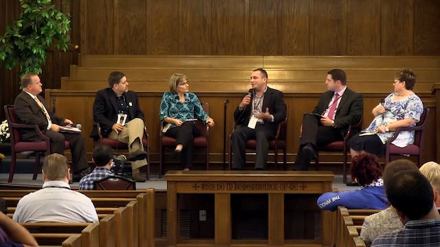 Panel Discussion: 2014 NTS Preachers ...