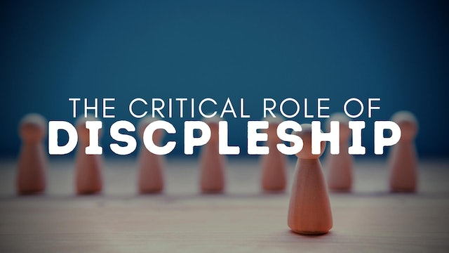 Dr. Carla Sunberg: The Critical Role of Discipleship in the Local Church