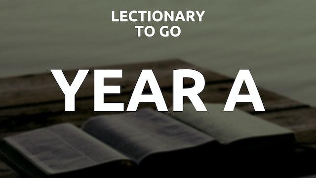 Dr. Roger Hahn: Matthew 3:13-17