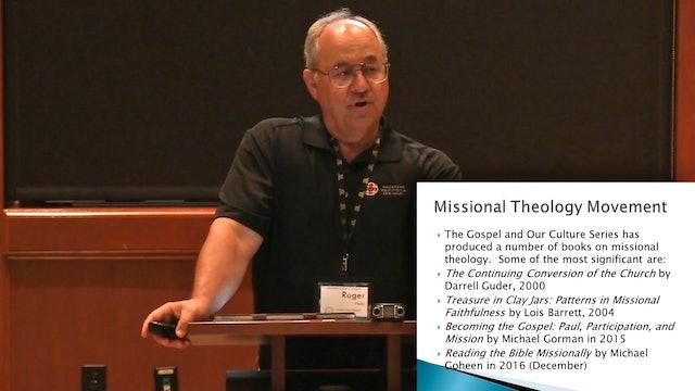 Dr. Roger Hahn: Missional Hermeneutics
