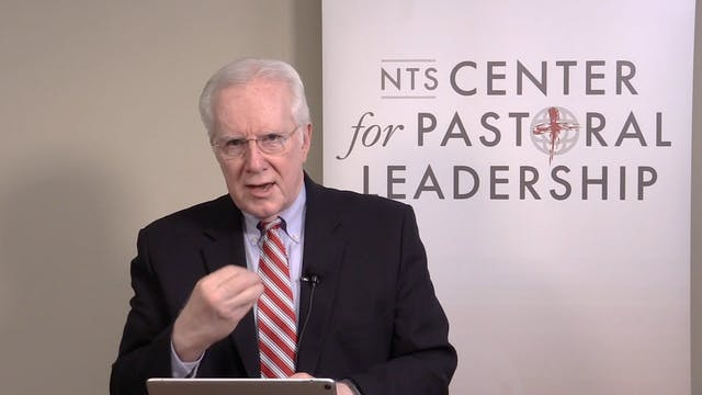 Dr. Jesse Middendorf: Pastoral Care A...