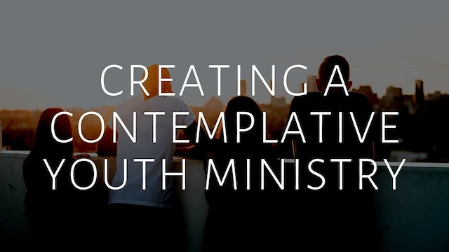 Rooted: Creating a Contemplative Youth Ministry