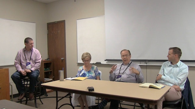 Panel Discussion: Best Practices for Pastoral Health
