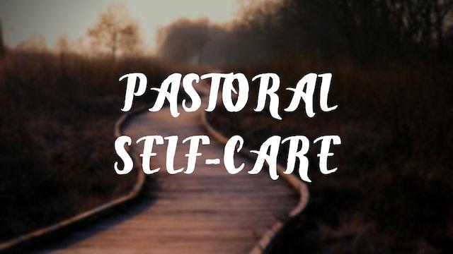 Pastoral Self-Care