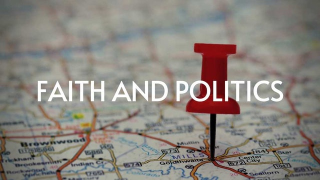 Dr. Ryan Danker and Dr. Jesse Middendorf: Faith and Politics