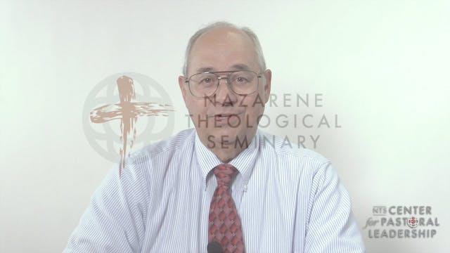 Dr. Roger Hahn: Luke 16:1-13