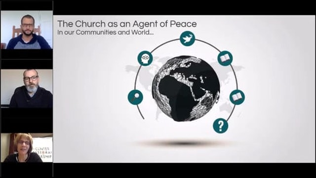 Eric Paul and Brandon Sipes: The Church as Agent of Peace in the Community