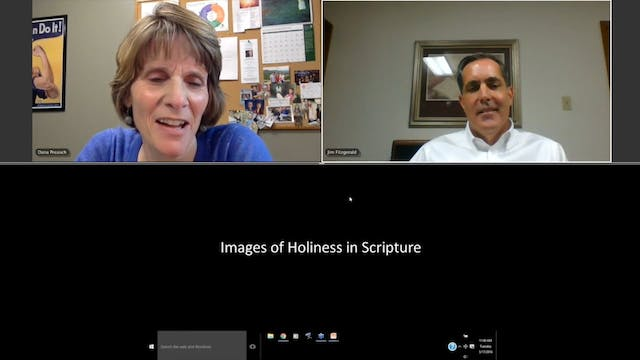 Dr. Jim Fitzgerald: Images of Holines...
