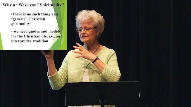 Dr. Judi Schwanz: Wesley Spiritual Pr...
