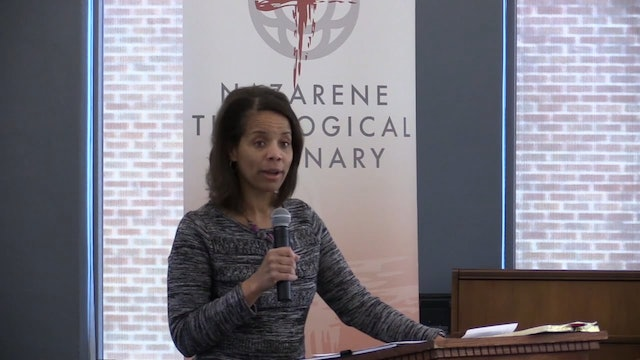 Dr. Leah Gunning Francis: Leadership at the Crossroads of Faith and Public Life