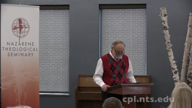 Dr. Dan Boone: The Local Church from ...