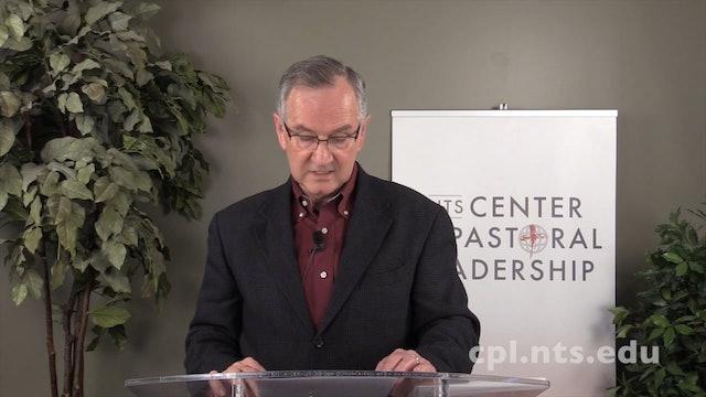 Dr. Steve McCormick: Reformed and Wesleyan