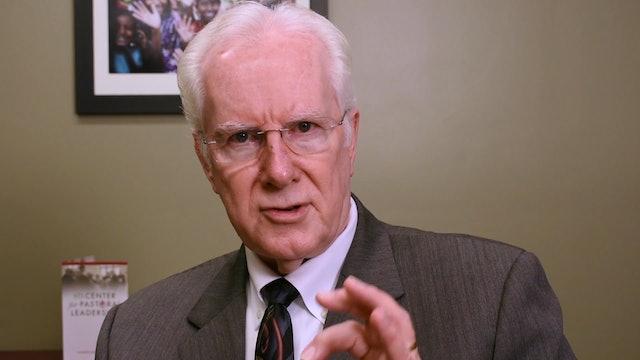 Dr. Jesse Middendorf: Ministry of Presence
