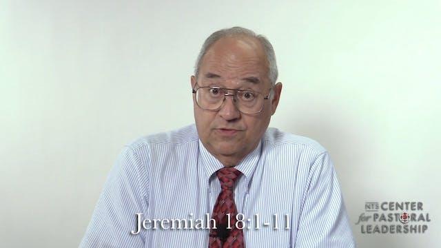 Dr. Roger Hahn: Jeremiah 18:1-11