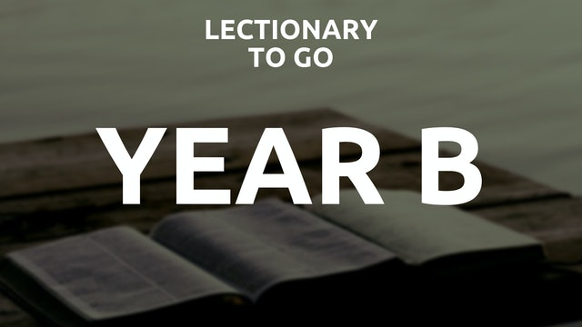 Dr. Roger Hahn: Mark 16:1-8, John 20:1-18