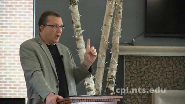 Dr. Mark Lail: Stewardship