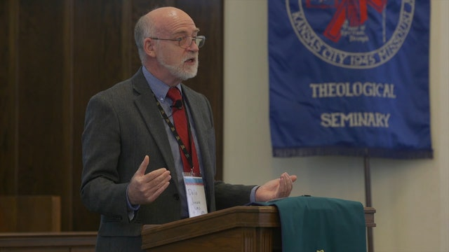 Dale Jones: The State of Clergy Financial Wellness