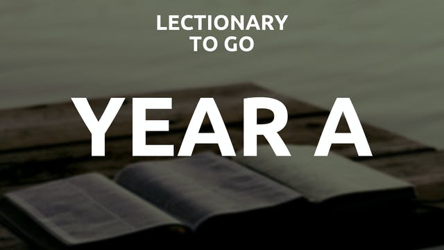 Dr. Roger Hahn: Matthew 25:31-46