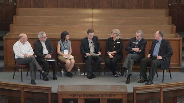 Panel Discussion: Funding the Local C...
