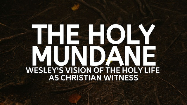 Josh Sweeden: The Holy Mundane